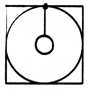 Scan of the circle test