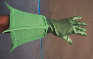 Mysterio Bracer and the glove