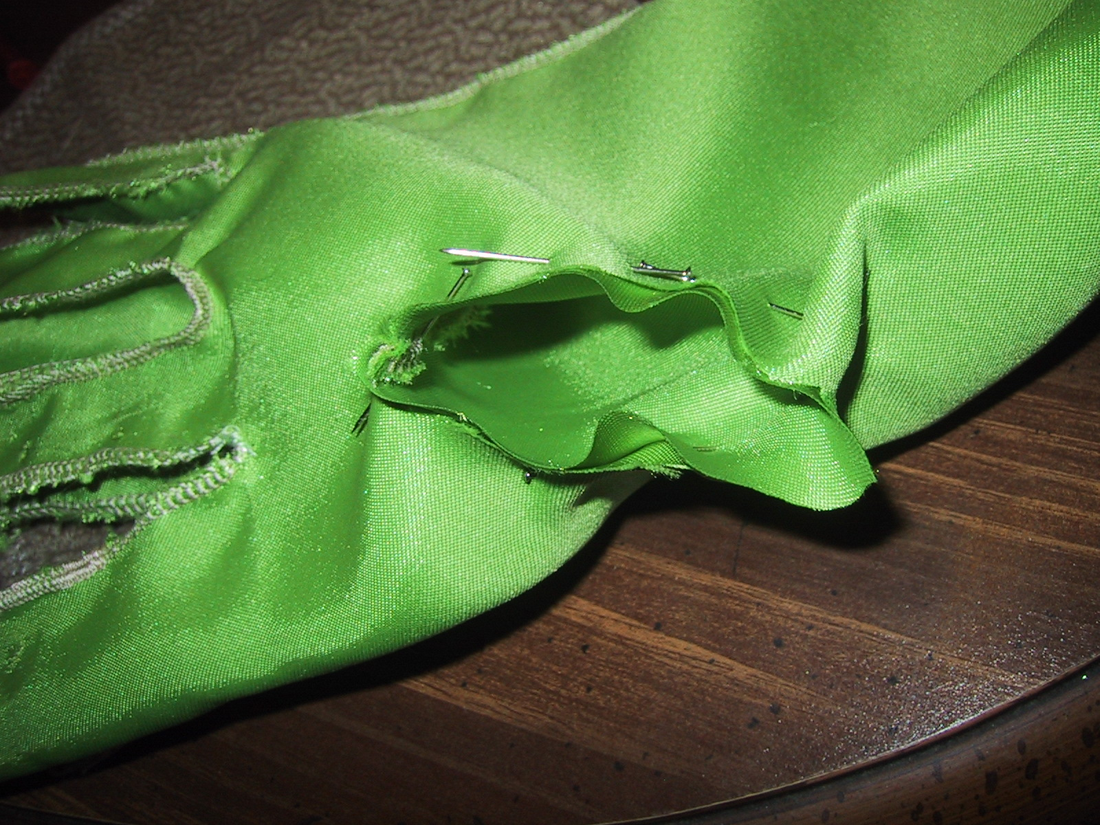 How To Sew Costume Gloves My Mysterio Glove Jay S