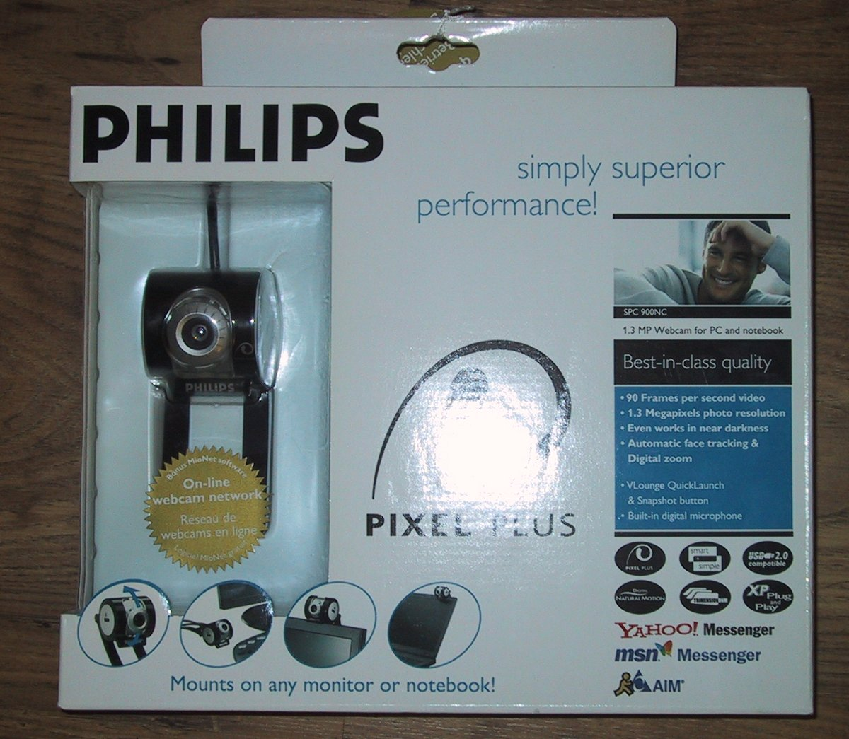 driver camera philips spc900nc