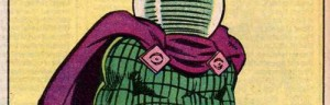 "Illustration of Mysterio's ""eye"" brooches"