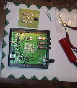 Ramsy Electronics Strobe Driver kit