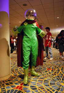 Mysterio at Dragoncon2010 photo by Greg Foster