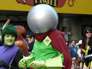 mysterio in DragonCon 2010 parade