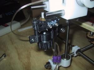 Adjustable z-endstop